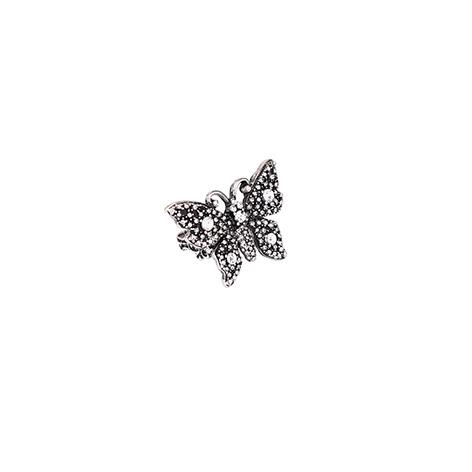 anello farfalla donna argento mias vintage