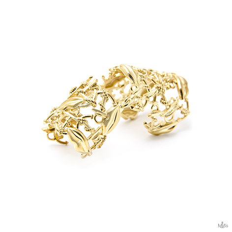 anello armor oro