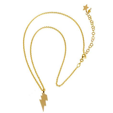 collana catena oro saetta