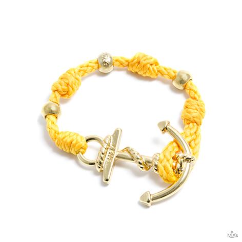 bracciale love boat sole ancora oro